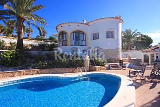 Privacidad 6 pax y vistas  a 2 km de la playa Alicante