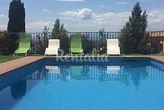 Villa para 10 personas a 3.5 km de la playa Girona/Gerona
