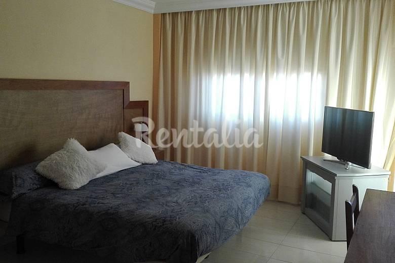 Apartment Bedroom Tenerife Adeje Apartment