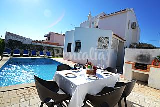 3  Bed Room Villa Private Pool in Oura Strip  Algarve-Faro
