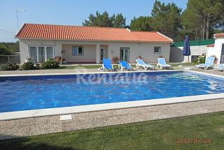 Villa for rent only 1000 meters from the beach Leiria