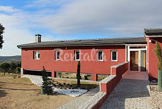 Villa in Sierra Madrid for 20 people Madrid
