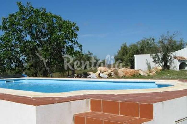 Casa para 6 personas con piscina vale de vargo serpa for Casa rural para cuatro personas con piscina