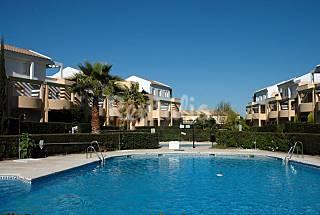 Bonito apartamento en Novo Santi Petri Cádiz