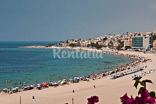 Apartment for 4 people only 50 meters from the beach Alicante