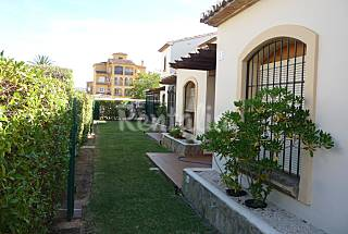 Casa para 8 personas a 500 m de la playa Alicante