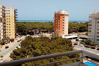 Apartamento para 4-6 personas a 800 m de la playa Alicante