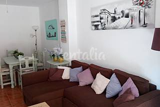 Apartment with 2 bedrooms only 100 meters from the beach Cádiz