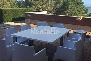 House for 8 people only 50 meters from the beach Pontevedra