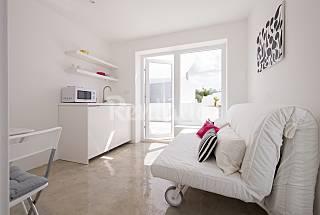 Apartamento para alugar a 5 km da praia Leiria