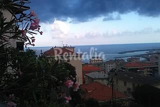 Villa zur Vermeitung, 800 Meter bis zum Strand Savona