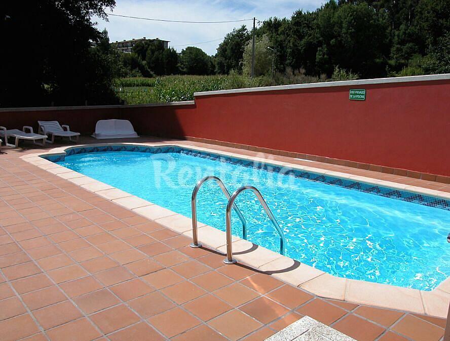 Apto 300 mts playa wifi piscina sanxenxo sanxenxo for Piscinas en pontevedra