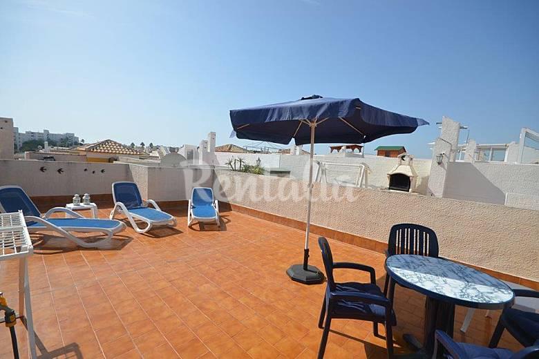 Apartamento de 2 habitaciones a 1000 m de la playa gran - Urbanizacion el faro gran alacant ...