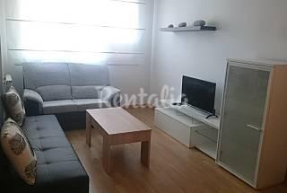 Appartement pour 4-6 personnes à 300 m de la plage Asturies