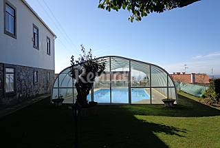 Villa for rent only 1000 meters from the beach Viana do Castelo