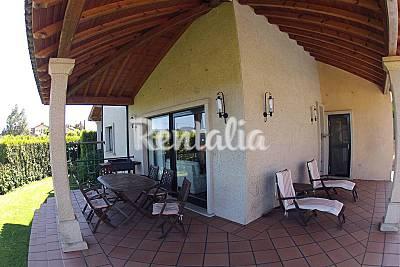 Preciosa Casa, con vistas, piscina y a 5 minutos.  A Coruña/La Coruña
