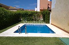 Casa para 6 personas a 250 m de la playa Huelva