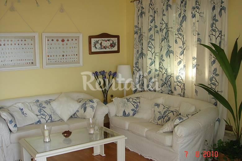 Apart. Living-room Málaga Rincón de la Victoria Apartment