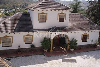 Villa pour 8 personnes à 7 km de la plage Malaga