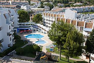 4 Apartments for 2-4 people on the beach front line Castellón