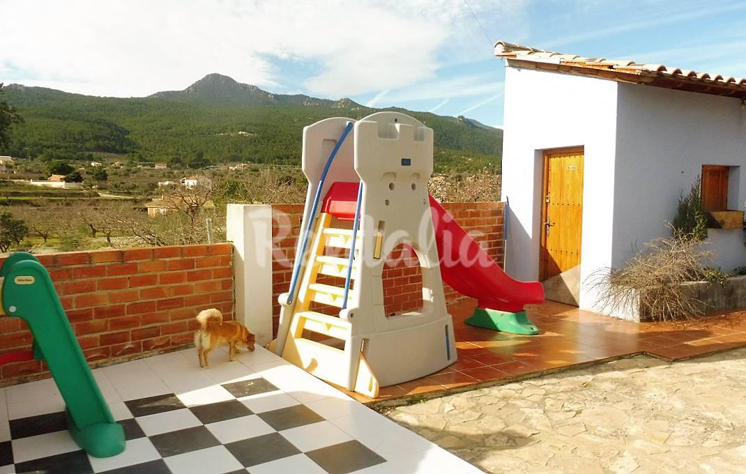 Casa en alquiler en Moratalla Murcia