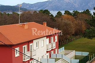 Apartment with 2 bedrooms only 50 meters from the beach A Coruña