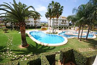Apartment for 4 people only 400 meters from the beach Alicante
