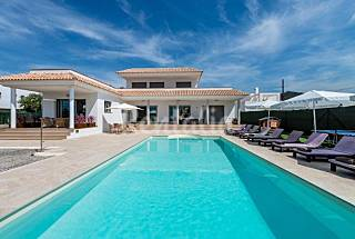 Villa for 10-12 people only 1500 meters from the beach Ibiza