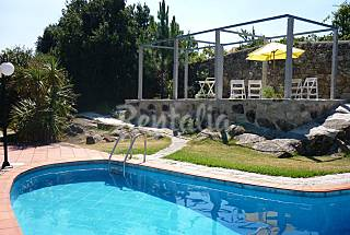 Cottage with garden and swimingpool Viana do Castelo