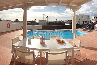Villa with 2 bedrooms only 250 meters from the beach Lanzarote