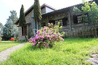 Casa Santigoso para  férias no Gerês Braga