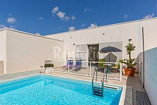 Villa for 4 people only 1000 meters from the beach Ragusa