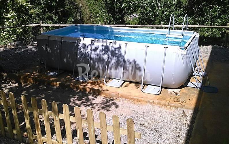 Villa pour 12 personnes avec piscine montvi de baix - Villa barcelone avec piscine ...