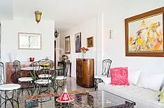 Apartamento para 4 personas en 1a línea de playa Málaga