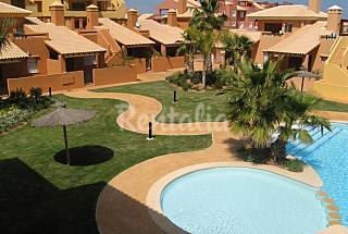 Apartment for rent only 600 meters from the beach Murcia