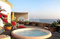 Villa per 6 persone in prima linea di spiaggia Cadice