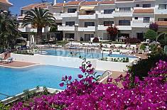 Appartement pour 3 personnes avec piscine Ténériffe