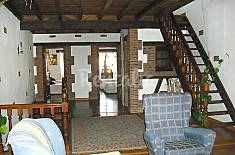 Villa for rent 13 km from the beach Cantabria