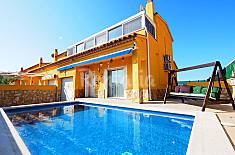 Villa for rent with swimming pool Girona
