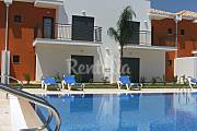 Villa for 4 people. 2 Km from the beach & golf   Algarve-Faro
