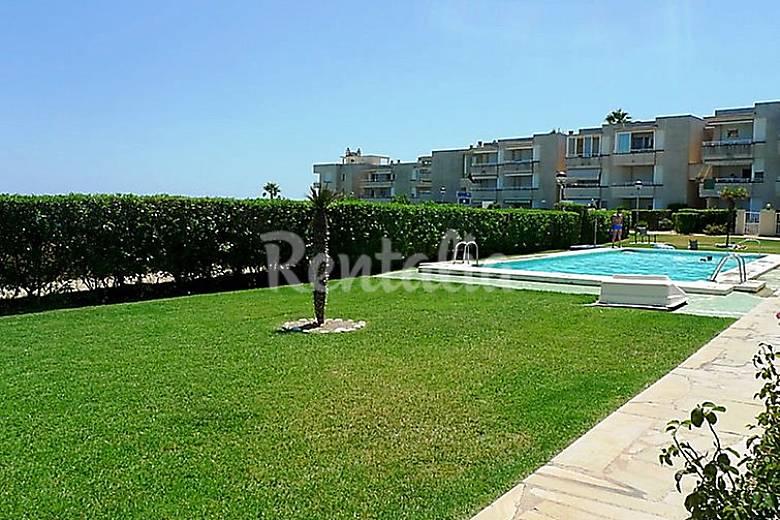 Apartamento para 5 personas con piscina vinar s for Piscinas castellon