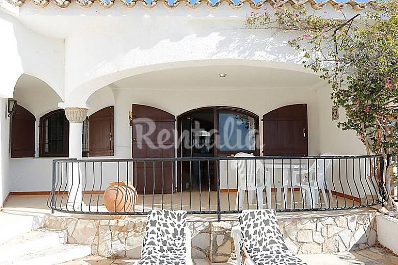 Casa en alquiler a 300 m de la playa font nova pe scola castell n castell n costa del - Alquiler de casas en castellon ...