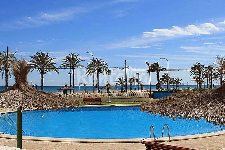 Apartamento en alquiler a 50 m de la playa playa muchavista el campello alicante costa blanca - Alquiler de apartamentos en playa ...