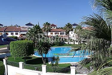 Casa para 5 personas a 800 m de la playa mil palmeras - Casas para alquilar en las mil palmeras ...
