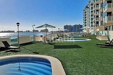 Apartamento en alquiler a 50 m de la playa los cuarteros - Casas de alquiler en san pedro del pinatar particulares ...