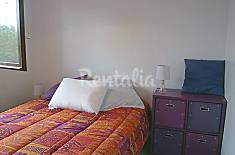 Apartment for 4 people on the beach front line Calvados