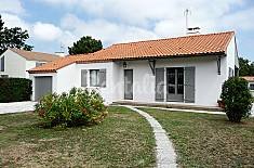 Villa para 4 personas a 700 m de la playa Loira Atlántico