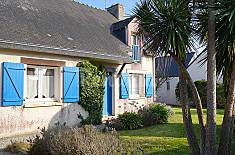 Villa for rent only 1200 meters from the beach Morbihan
