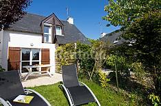 Maison pour 6 personnes à 200 m de la plage Morbihan
