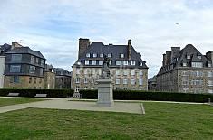 Appartement pour 4 personnes à 50 m de la plage Ille-et-Vilaine